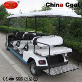 Carrello di golf ad alta velocità del gas di 6+2 Seater