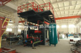 China-Hersteller konkurrierende HDPE Blasformen-Maschine