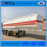 Tri Welle 36000 Liter Dieselkraftstoff-Tanker-halb Schlussteil-mit freien Ersatzteilen