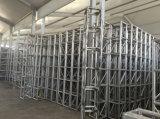 Алюминиевая ферменная конструкция для шатров венчания совместимых с гловальной ферменной конструкцией