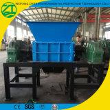 プラスチックバレルまたは管またはマットレスまたはソファおよび管の在庫のための二重シャフトのシュレッダー