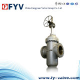 Api 6D/Asme B16.34 Through Conduit Gate Valves