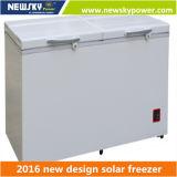 Congélateur solaire automatique à énergie solaire de C.C du congélateur 12V 24V de C.C