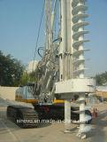 Matériel initial de base d'installation de CAT TR280W de foreuse de CFA