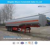 3 de as 50000L voorziet de Semi Oplegger van de Tanker van de Vrachtwagen of van de Tanker van de Brandstof van brandstof