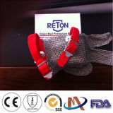 3 barretta Metal Gloves Mesh Safety Gloves con Stainless Steel Chain Mail