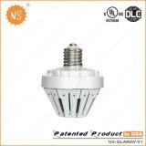 luz inferior de la bahía del pabellón de la UL Dlc 5000k E27/E40 60W LED del cUL