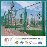 Провод загородки звена цепи/декоративные загородка сада/разделительная стена стадиона