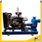 Pompa per acque luride orizzontale centrifuga elettrica