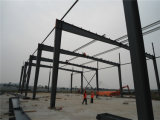 Casa prefabricada de acero ligera económica de Xinguangzheng para el almacén/el chalet GB1519 del taller