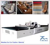 Machine entièrement en cuir industrielle de /Cutting de coupeur de tissu de /Textile de vêtement de couches multi de commande numérique par ordinateur