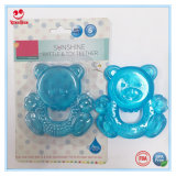 Lovely Bear Design Jouets en dents de bébé remplis d'eau