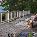 Plancher extérieur pour la piscine de terrasse de jardin