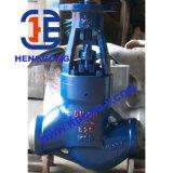 API/DIN de elektrische Gelaste Klep van de Bol van de Olie van de Grootte van de Hoge druk Grote