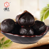 Único alho orgânico chinês do preto do bulbo