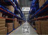Cremagliera resistente del pallet del metallo di memoria industriale d'acciaio del magazzino Q235
