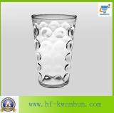 高品質のガラスコップのウィスキーのコップビールコップのガラス製品のKbHn0219