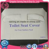 Cobertura de assento de papel higiênico de 1/2 Fold Disposable Paper