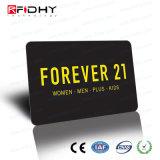 Carnet de Socio Elegante sin Contacto del PVC RFID de la Viruta de NXP