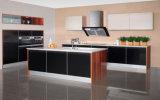 Mobília UV modular do gabinete de cozinha (ZX-047)
