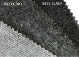 Tissu de interlignage fusible non-tissé pointillé par obligation de courant ascendant