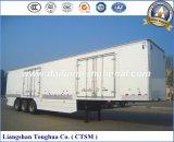 Сверхмощная Refrigerated термально коробка/тележка Van Типа Semi трейлер