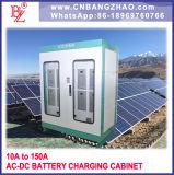 Einphasiges 220VAC eingegeben zu 96VDC Batterieanlage-aufladenschrank