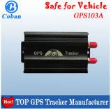 SMS GPRS suivant le traqueur Tk103A du véhicule GPS d'engine de coupure de distant