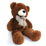 거대한 크기 견면 벨벳 박제 동물 3m 장난감 곰 견면 벨벳 장난감