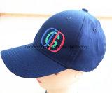 Aduana barata ninguna gorra de béisbol del deporte de la insignia