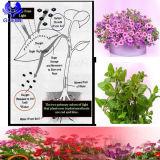 225 СИД растут светлая панель СИД для Hydroponic крытого сада