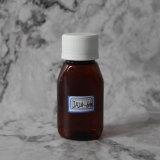 квадратная бутылка любимчика 60ml для упаковывать жидкостной микстуры пластичный