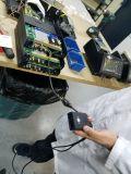 Tarjeta con chip EMV Lector de lectura / escritura de tarjetas de banda magnética o libreta de ahorros en las normas ISO y Formato de IBM