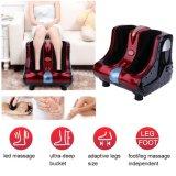 Nuovo noi Massager d'impastamento del piede del riscaldamento di vibrazione di rotolamento di Shiatsu della caviglia del piedino del vitello