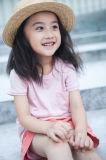 Roupa das crianças da cor-de-rosa do algodão da forma para meninos e meninas