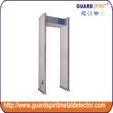 Türrahmen-Metalldetektor, Weg durch Metalldetektor, voller Karosserien-Scanner für Sicherheit