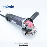 Rectifieuse de cornière humide électrique de commutateur de voie de garage de Makute GS/Ce 850W mini
