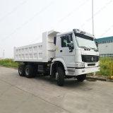 HOWO 6X4の自己のダンプトラックの貨物自動車および大型トラックのエチオピアのダンプカートラック