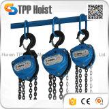 Qualität Hsc SeriePortable 10 Tonnen-Handmanueller Kettenblock für das Lager-Anheben