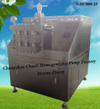 5000L/H, grande, homogenizador misturando da alta pressão