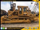 Bulldozer utilizzato, bulldozer utilizzato del cingolo del trattore a cingoli D7g/bulldozer utilizzato del gatto D7g D7h D7r