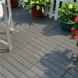 BaumaterialWPC zusammengesetzte Decking-Fußboden-Fliese
