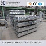 Лист Dx51d+Z SGCC вполне крепко горячий окунутый гальванизированный стальной