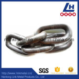 Selbstfarben-Link-Kette des legierten Stahl-G80 für Lieferung