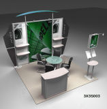 3X3 Trade Show System Banner Stand Booth System
