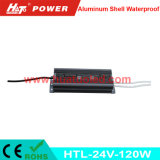 gestionnaire imperméable à l'eau en aluminium de 24V120W DEL avec la fonction de PWM (HTL Serires)