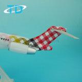 Modello Aero della scala della decorazione di B717-200 1/100 Volotea 37.5cm