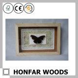 Decoratie van het Frame van de Foto van de eenvoud de Witte Vierkante