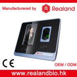 Registrador de tiempo biométrico del reconocimiento de cara de Realand
