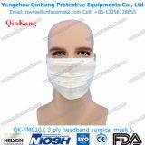 Устранимый вздыхатель хирургического лицевого щитка гермошлема держателя Non сплетенный медицинский частичный